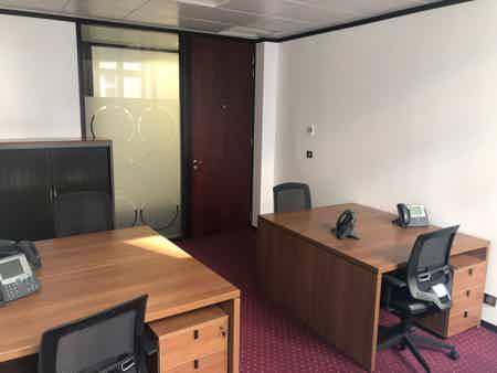 Bureau privatif et lumineux - 4 postes-5
