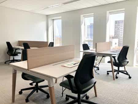 Bureau privatif de 8 postes à Imagin'Lyon-1