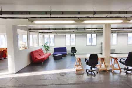 Coworking - Open Space - Postes de travail-5