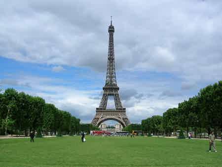 Champ de mars Paris 7eme : 5 bureaux-3