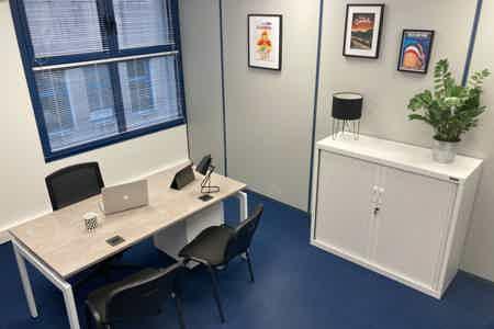 Bureaux indépendants 2 postes 15 m2