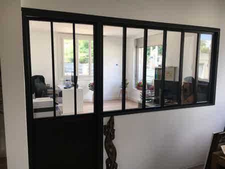Bureau fermé - 3 postes de travail-2