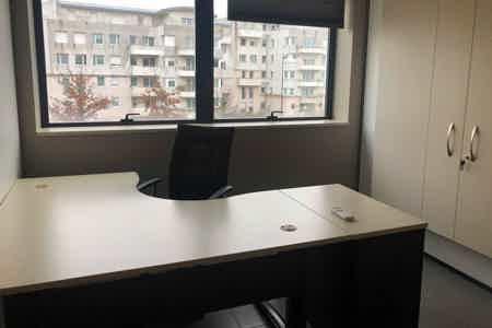 Bureau privatisé 11m²