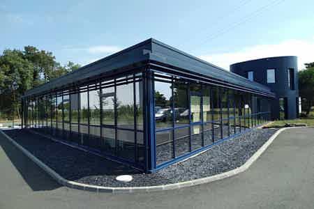 Bureaux Salle de réunion Parking Services