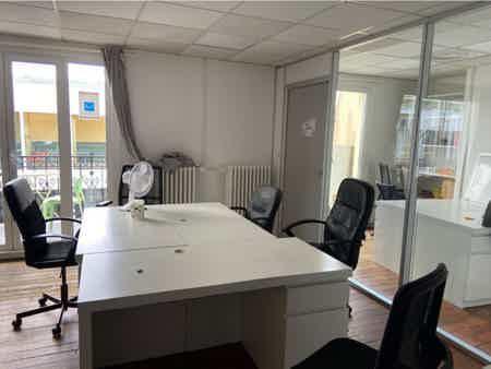 Espace indépendant 160 m² de bureaux-2