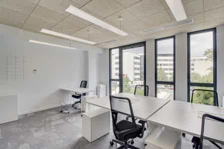 Bureau privatif 5p avec terrasse privée