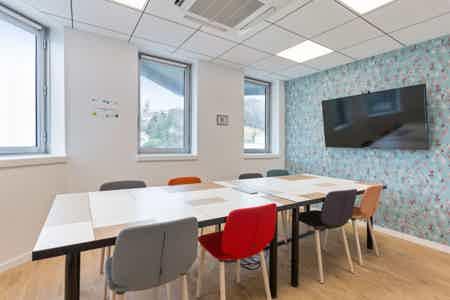 Bureau lumineux 3/4 postes - Lyon 5-2