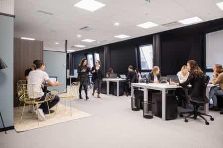 Location de bureaux en OpenSpace à Rennes-4