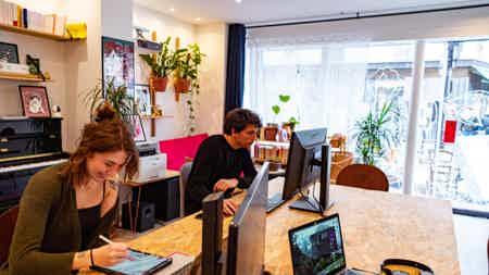Espace de travail et de culture-4