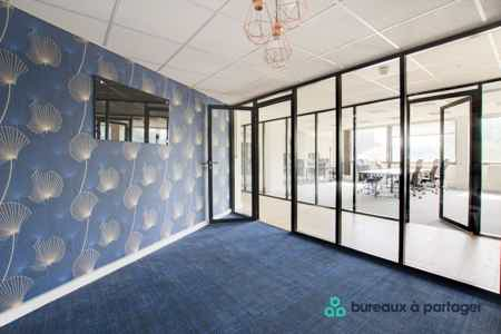 Bureau en open space-8