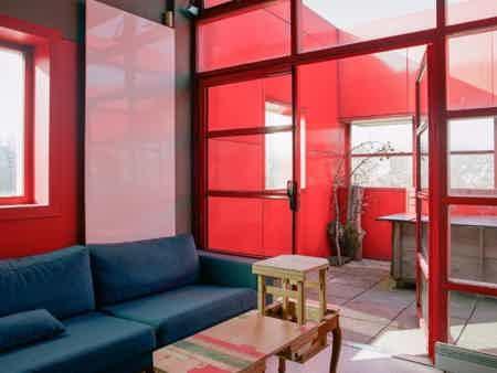 Poste open-Space, Parc de La Villette
