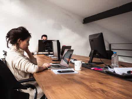 Poste de travail freelance/coworking-4