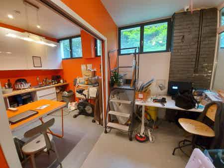 Locaux à partager loft LEVALLOIS CLICHY-9
