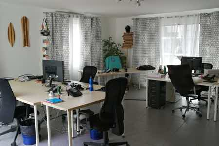 Open space de 50 m2