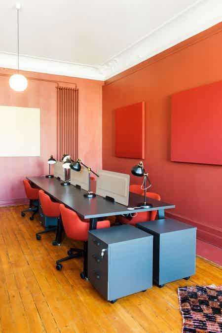 Bureau à partager hyper centre Bordeaux-1
