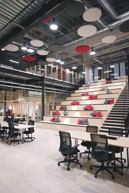 Location d'espace de travail Lille centre-1