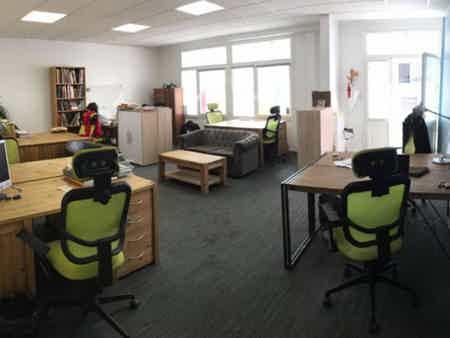 Bureau Coworking quartier Alésia - Coty-3
