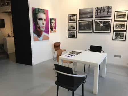 Galerie d'art contemporain - Marais