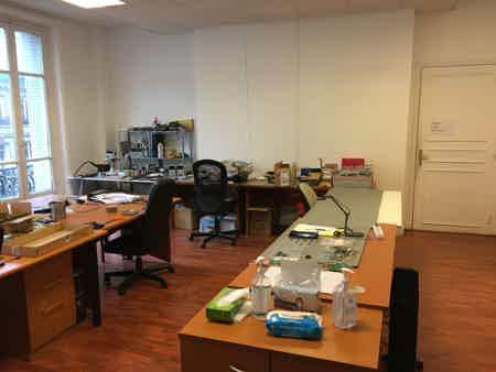 Espace de bureaux privés - Réaumur-3