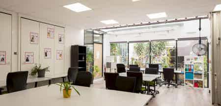 1 poste individuel // Flex Office-2