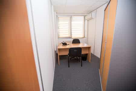 Bureau fermé - Bureau privé-2