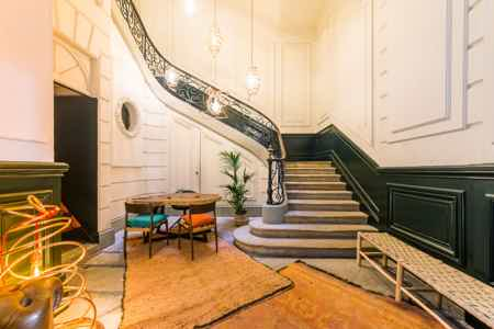 Bureau à partager hypercentre de Bordeaux-7