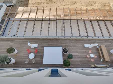 Bureau privatif 2 postes aux Milles-19