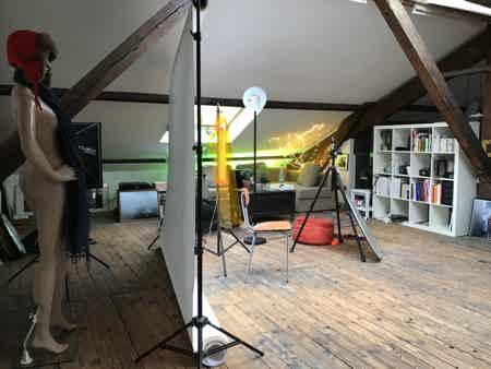 atelier bureau 45m2 à louer , St Ouen-1