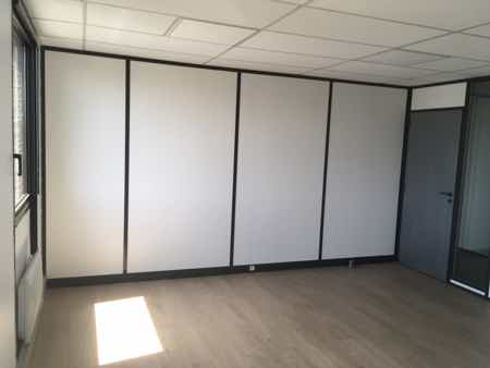 Location 1 bureau de 21 m2 climatisé