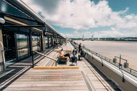 Bureaux 4 places sur les quais de Bordeaux-12