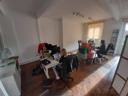 Poste en open space - Réaumur-5