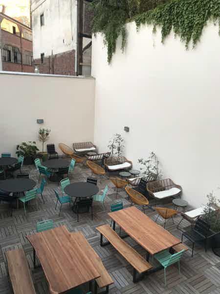Magnifique espace avec terrasse