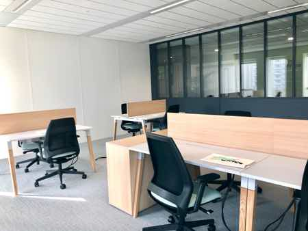 Bureau privatif de 8 postes à Imagin'Lyon