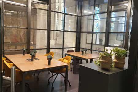Bureau privé cadre atypique Nantes centre