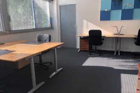 Bureau équipé 32 m²