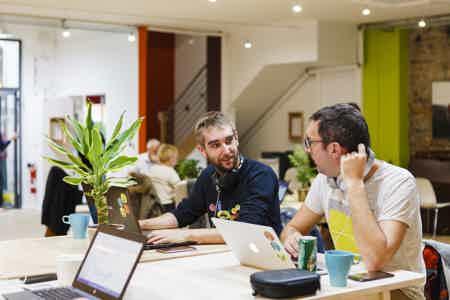 Coworking flexible & convivial Lyon 9ème !
