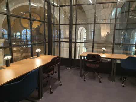 Bureau privé cadre atypique Nantes centre-13