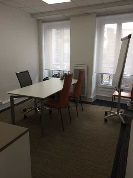Bureau Champs Elysées