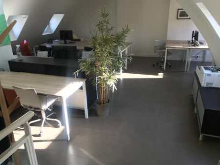 CoWorking luxe et moderne-1