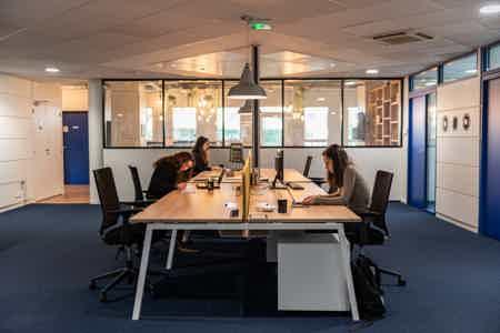 Bureau Privé à Rennes-3