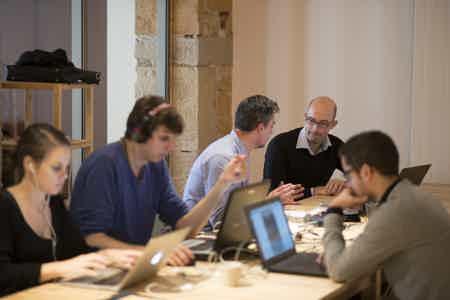 Coworking flexible & convivial Lyon 1er !-1