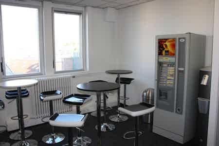 Bureau fermé à 300m de Lyon Part-Dieu