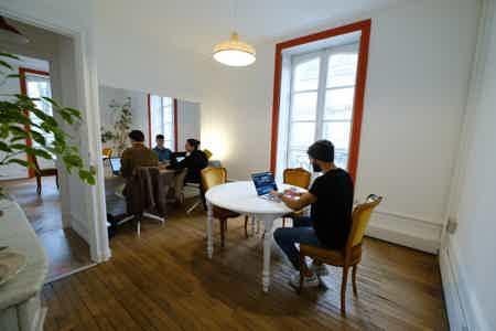 Coworking flexible & convivial Nantes !-5