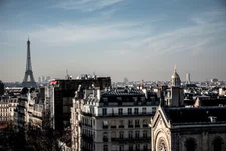Bureau privatif 9 postes - Montparnasse