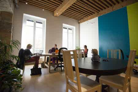 Coworking flexible & convivial Lyon 1er !-5