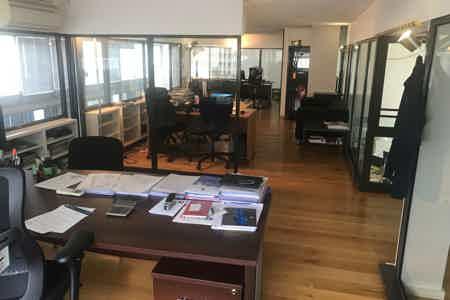 Bureau 8-10 positions - Prêt à l'emploi