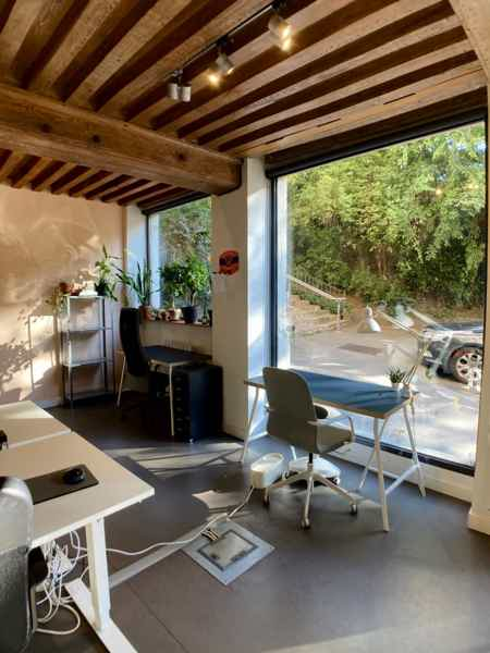Bureau coworking Lyon-4