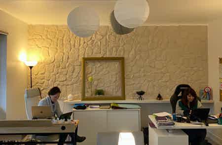 Bureau open space-6