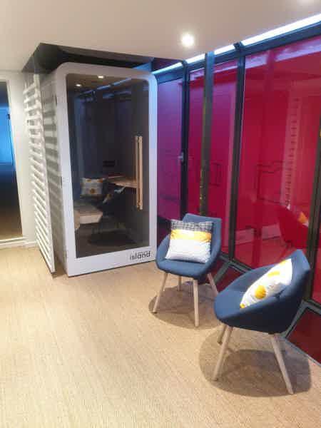 Coworking Vanves Plaine bureau fermé 26 m2-4