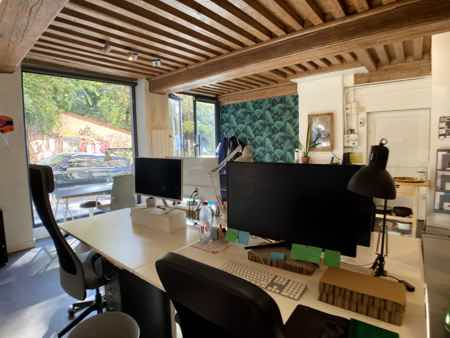 Bureau coworking Lyon-1